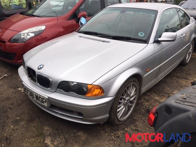 BMW 3 E46 1998-2005, разборочный номер T12400 #1