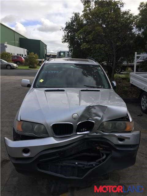 BMW X5 E53 2000-2007 3 литра Дизель Турбо, разборочный номер J5532 #1