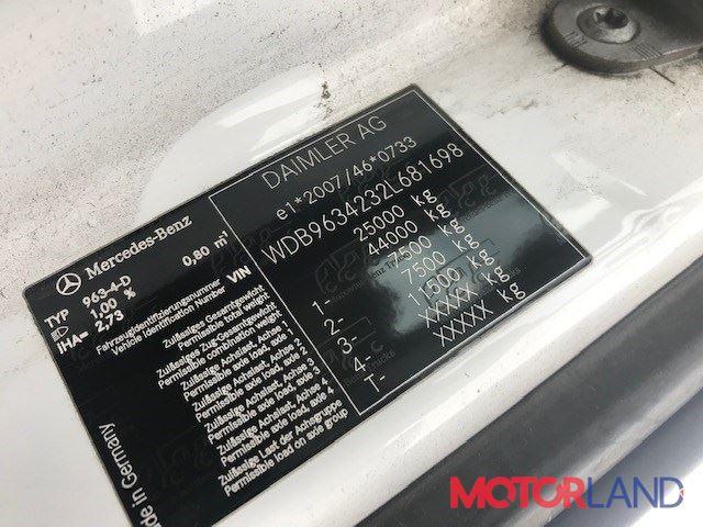 Mercedes Actros MP4 2011-, разборочный номер T12163 #5