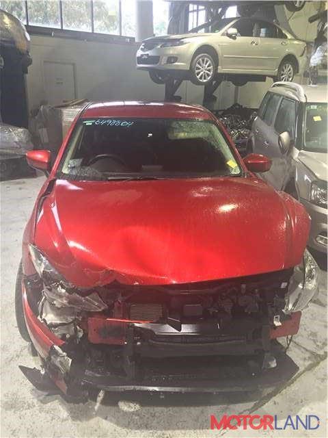 Mazda 3 (BM) 2013-2016 2 литра Бензин Инжектор, разборочный номер J5658 #1