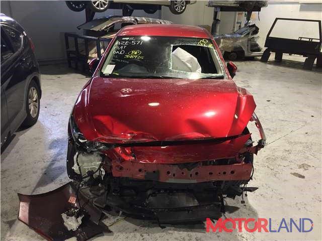 Mazda 3 (BM) 2016- 2 литра Бензин Инжектор, разборочный номер J5670 #1