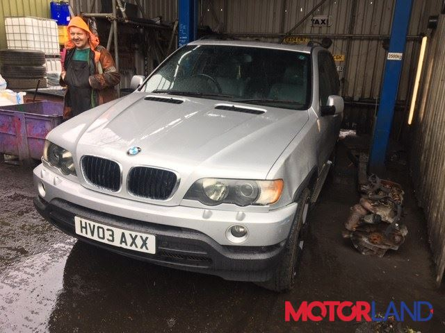 BMW X5 E53 2000-2007 3 литра Дизель Турбо, разборочный номер 97966 #1