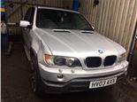 BMW X5 E53 2000-2007 3 литра Дизель Турбо, разборочный номер 97966 #2