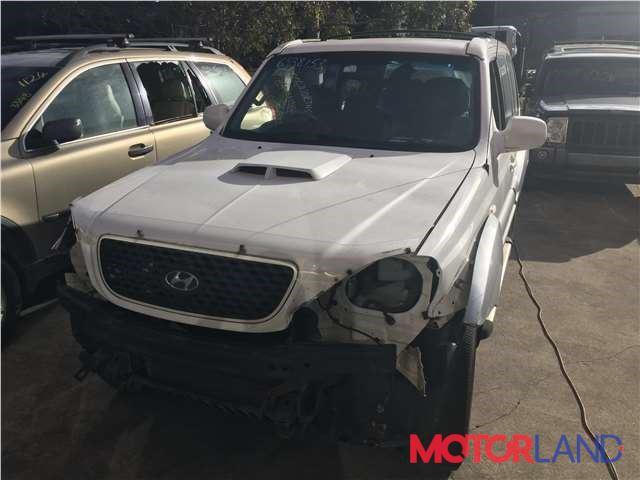 Hyundai Terracan 2.9 литра Дизель CRDi, разборочный номер J5731 #1