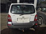 Hyundai Terracan 2.9 литра Дизель CRDi, разборочный номер J5731 #2