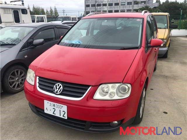 Volkswagen Touran 2003-2006, разборочный номер J5813 #1