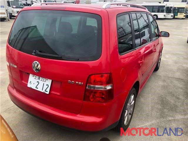 Volkswagen Touran 2003-2006, разборочный номер J5813 #2