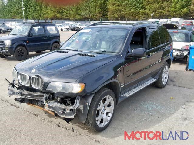 BMW X5 E53 2000-2007 3 литра Дизель Турбо, разборочный номер T13144 #1