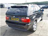 BMW X5 E53 2000-2007 3 литра Дизель Турбо, разборочный номер T13144 #3