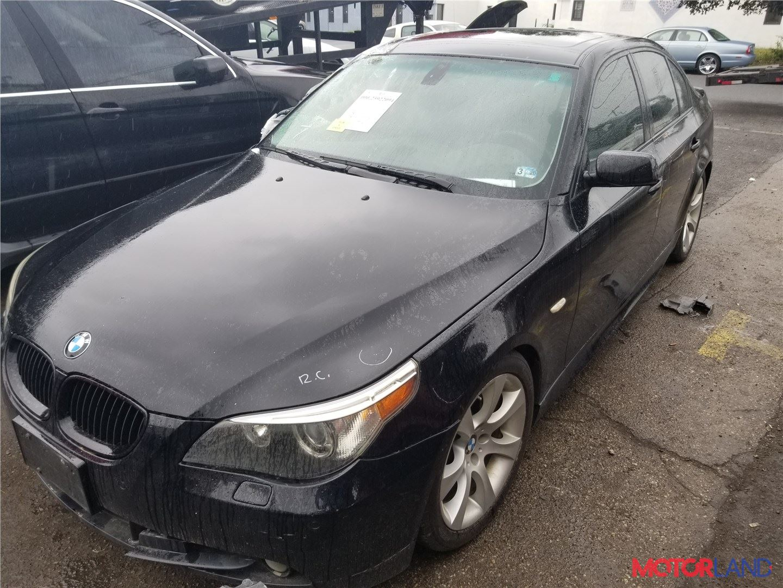 BMW 5 E60 2003-2009 4.8 литра Бензин Инжектор, разборочный номер P186 #1