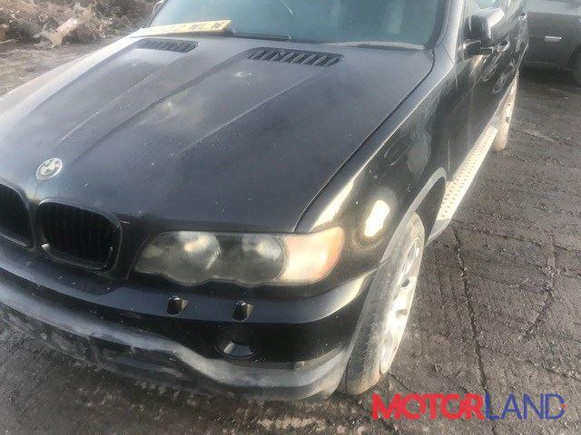 BMW X5 E53 2000-2007 3 литра Дизель Турбо, разборочный номер T13375 #1