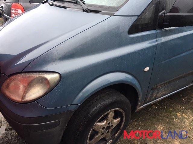 Mercedes Vito W639 2004-2013 2.1 литра Дизель CDI, разборочный номер T13707 #1