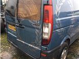 Mercedes Vito W639 2004-2013 2.1 литра Дизель CDI, разборочный номер T13707 #4