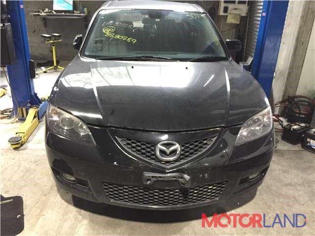 Mazda 3 (BK) 2003-2009 2 литра Бензин Инжектор, разборочный номер J6054 #1