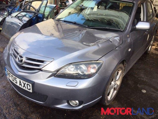 Mazda 3 (BK) 2003-2009 2 литра Бензин Инжектор, разборочный номер 75969 #1