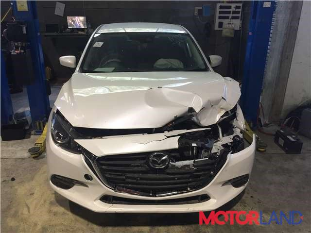 Mazda 3 (BM) 2016- 2 литра Бензин Инжектор, разборочный номер J6224 #1