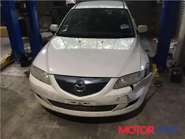 Mazda 6 (GG) 2002-2008 2.3 литра Бензин Инжектор, разборочный номер J6258 #1