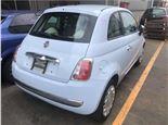 Fiat 500 2007-, разборочный номер J6346 #2