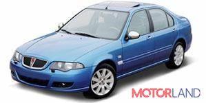 Rover 45 2000-2005 1.4 литра Бензин Инжектор, разборочный номер T15730 #1