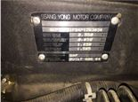 Ssang Yong Rexton 2001-2007 2.7 литра Дизель CRDi, разборочный номер J6530 #6