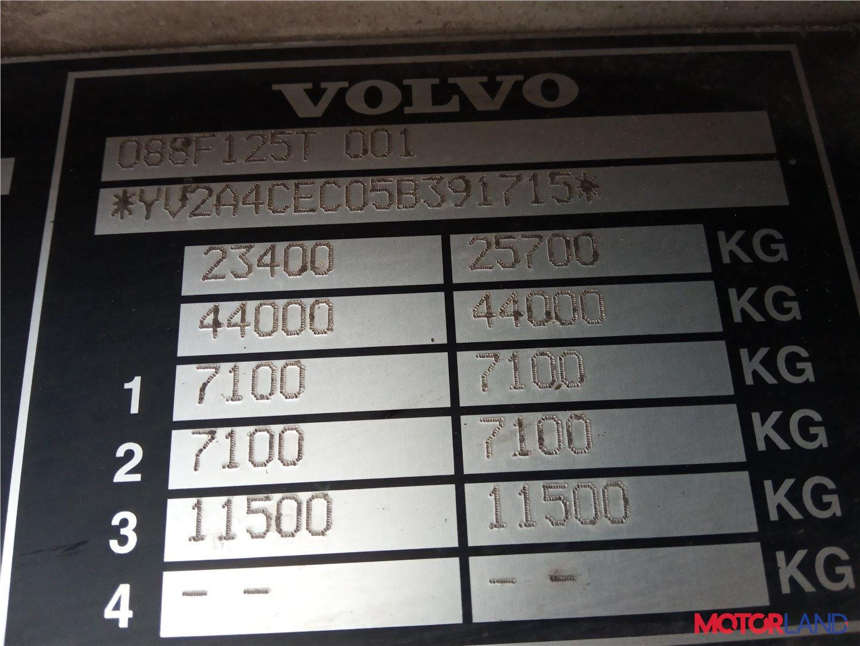 Volvo FH 2000-2011, разборочный номер T18699 #6