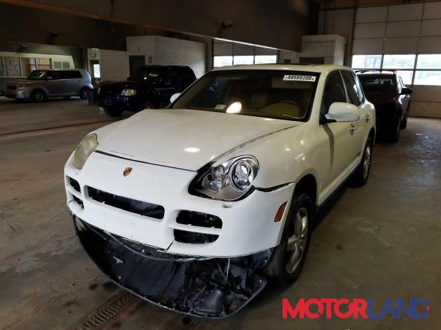 Porsche Cayenne 2002-2007, разборочный номер 15514 #1