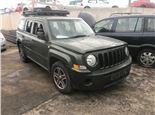 Jeep Patriot 2007-2010, разборочный номер T18418 #2