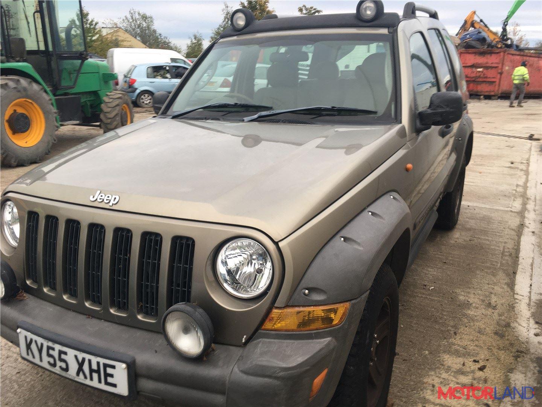 Jeep Liberty 2002-2006, разборочный номер T17800 #1