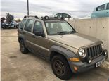 Jeep Liberty 2002-2006, разборочный номер T17800 #2