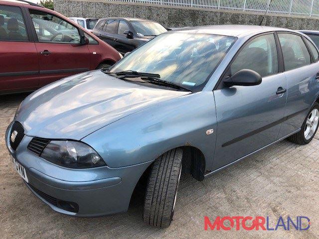 Seat Ibiza 4 2002-2008 1.4 литра Бензин Инжектор, разборочный номер T17918 #1