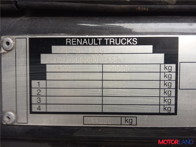 Renault Magnum DXI 2006-2013, разборочный номер T18193 #5