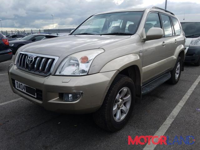 Toyota Land Cruiser Prado (120) - 2002-2009, разборочный номер T18224 #1