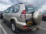 Toyota Land Cruiser Prado (120) - 2002-2009, разборочный номер T18224 #4