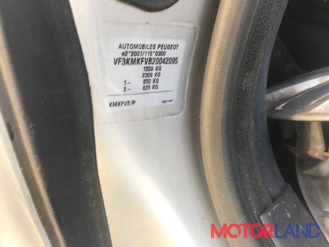 Peugeot 1007, разборочный номер T18692 #5