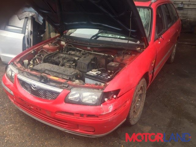 Mazda 626 1997-2001, разборочный номер 76190 #1