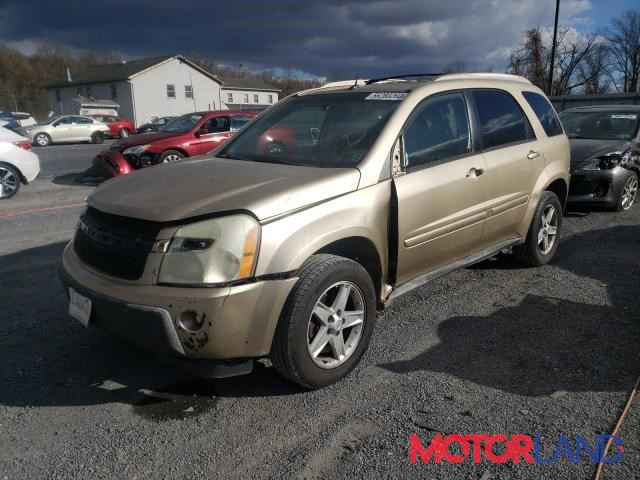 Chevrolet Equinox 2005-2009, разборочный номер P615 #1
