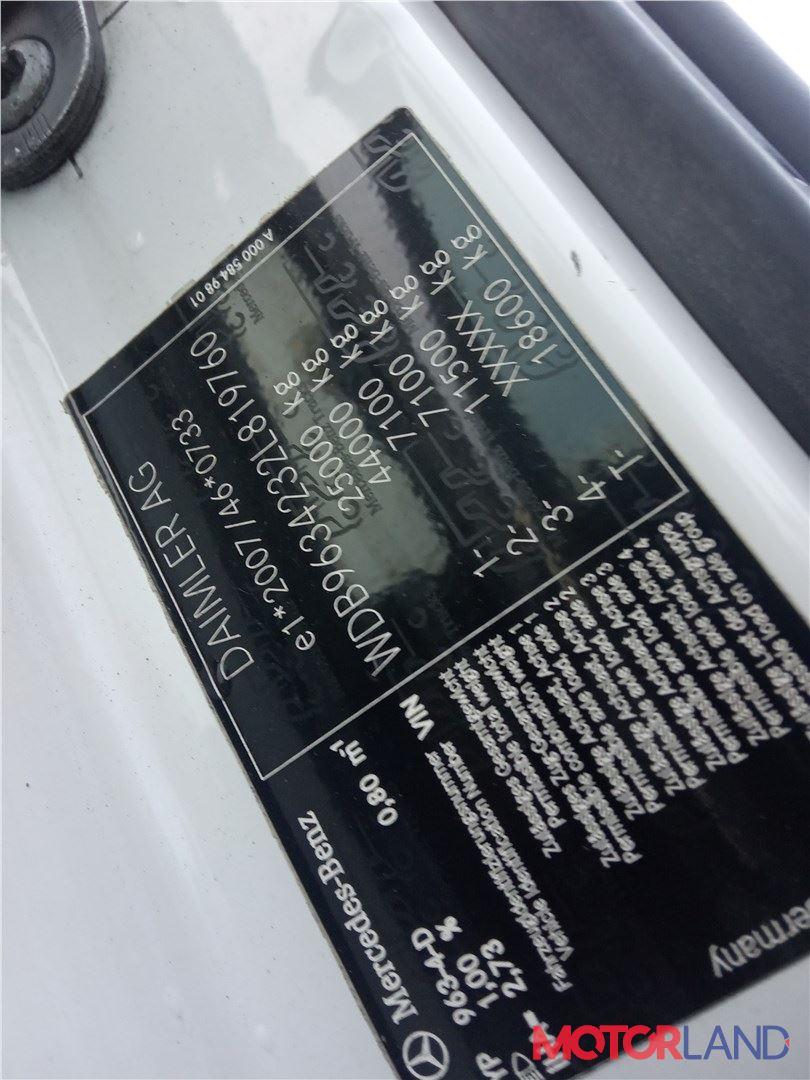 Mercedes Actros MP4 2011-, разборочный номер T19629 #7