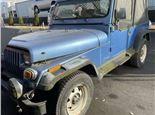 Jeep Wrangler 1986-1996, разборочный номер J7138 #4