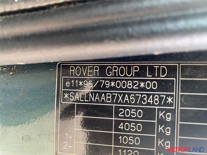 Land Rover Freelander 1 1998-2007, разборочный номер T20733 #5