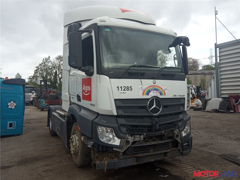 Mercedes Actros MP4 2011-, разборочный номер T21408 #2
