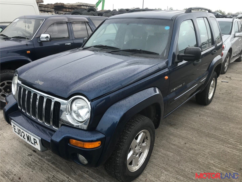 Jeep Liberty 2002-2006, разборочный номер T21552 #1