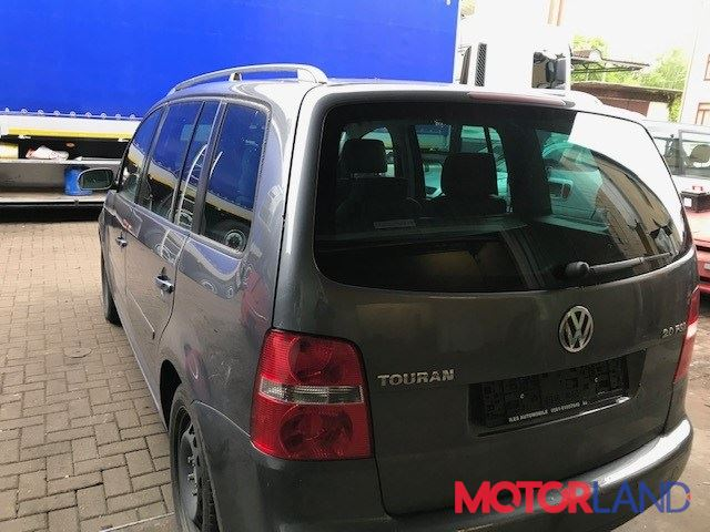 Volkswagen Touran 2003-2006, разборочный номер 35678 #1