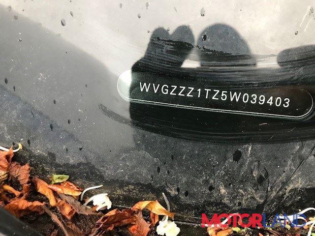 Volkswagen Touran 2003-2006, разборочный номер 35678 #5