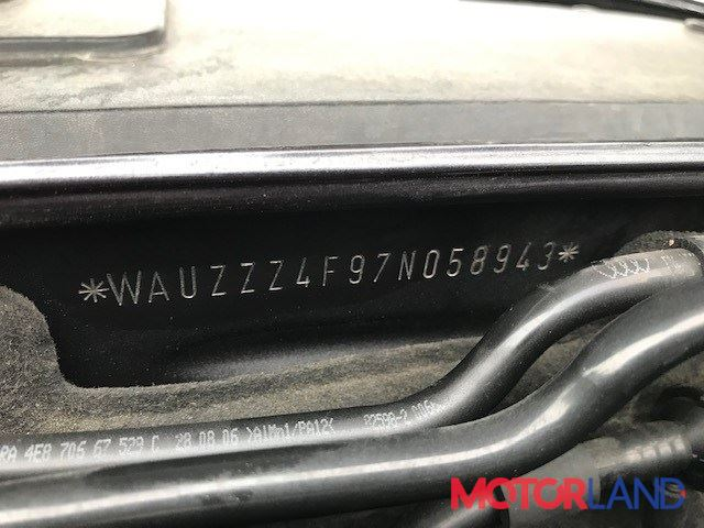 Audi A6 (C6) 2005-2011, разборочный номер V3497 #6