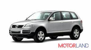 Volkswagen Touareg 2002-2007, разборочный номер X758 #1