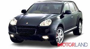 Porsche Cayenne 2002-2007, разборочный номер 76422 #1