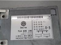 7L6035195 Магнитола Volkswagen Touareg 2002-2007 5339794 #4