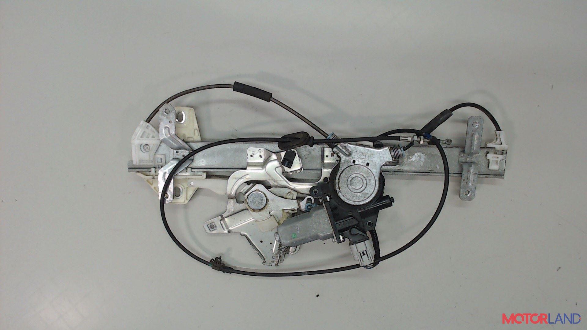 Стеклоподъемник электрический Honda Odyssey 2004- 3.5 л. 2006 J35A.. б/у #1