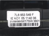3D0953513 / 7L6953503D Переключатель поворотов и дворников (стрекоза) Volkswagen Touareg 2007-2010 5584358 #3