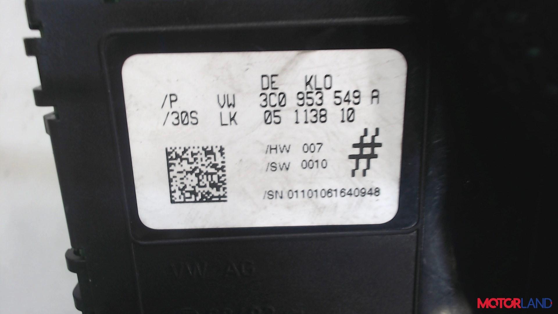 Датчик Volkswagen Passat 6 2005-2010 2 л. 2006 BWA б/у #3